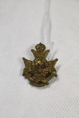 NZ Signal Corps Brooch