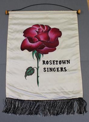 Rosetown Choristers Banner