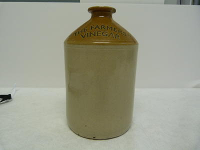 Vinegar jar