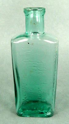 Chemist bottle