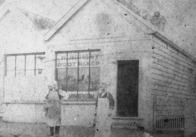 W. Moisley Bootmaker's