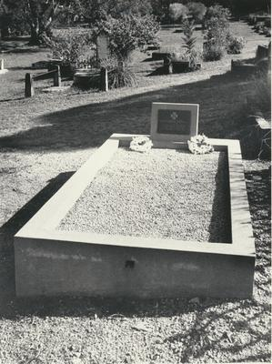 Charles Heaphy's Grave