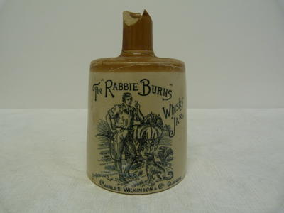 Whisky bottle