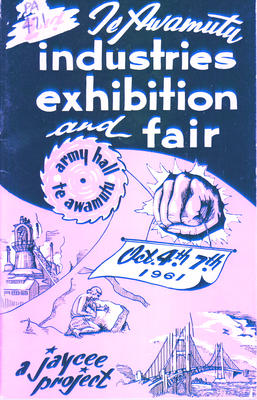 2nd Te Awamutu Industries Exhibition & Fair