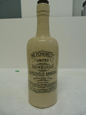 Ammonia bottle