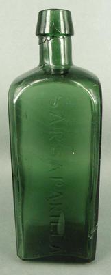 Sarsaparilla bottle
