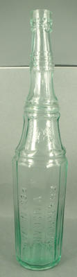 Vinegar bottle