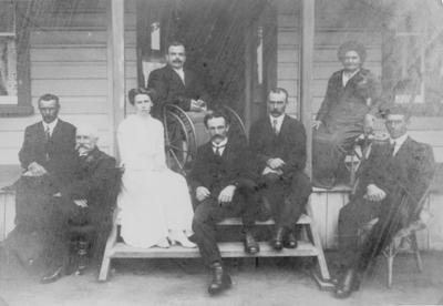 Vickers Family