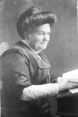 Nellie Vickers