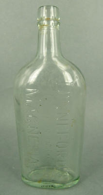 Magnesia bottle