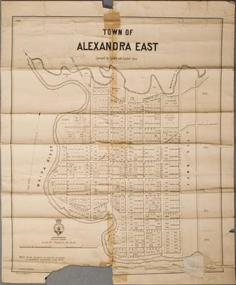 Town of Alexandra East