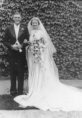 Russell Avis Hutchinson's Wedding
