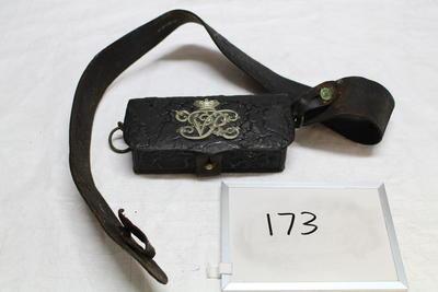 Officer's shoulder belt