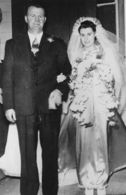 Mr and Mrs Jack Moyle