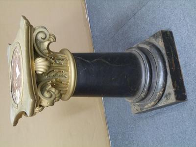 Shop stand & cylinder