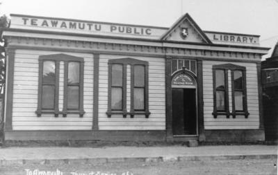 Te Awamutu Library