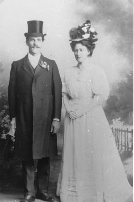 John and Estelle Thomson