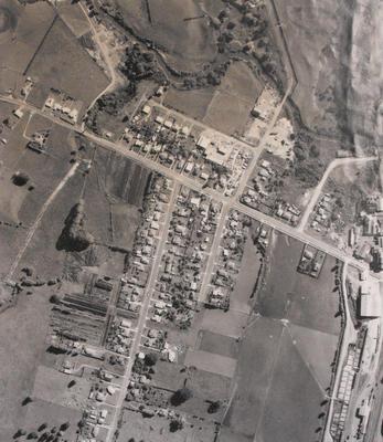 Te Awamutu Aerial Photograph