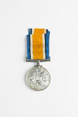 British War Medal 1914-1918