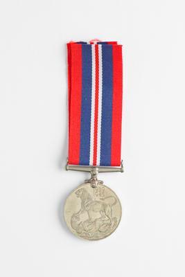 The War Medal 1939-1945