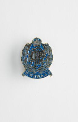 WWII WAAF badge