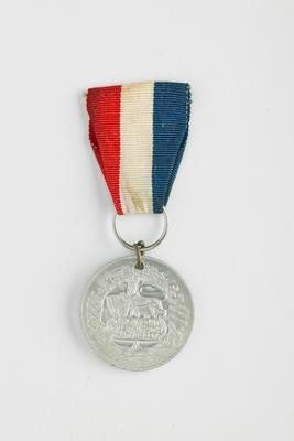 Coronation medallion