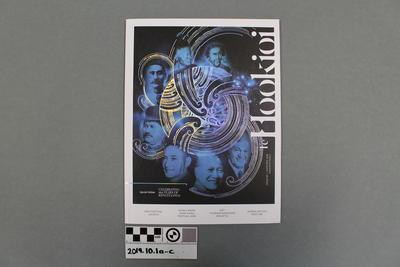 Te Hookioi by Waikato Tainui - Special Edition