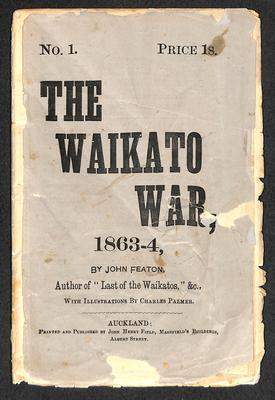 The Waikato War 1863-64