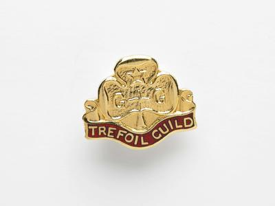 Trefoil Guild badge