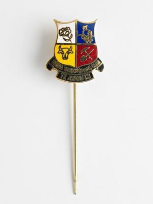 Lapel badge - Waipa Workingmen's Club