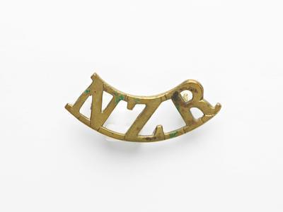 NZR badge