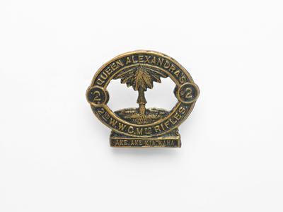 Queen Alexandra badge