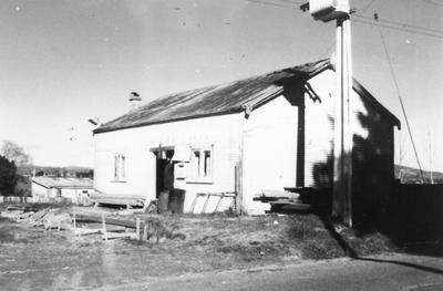 Te Kawa Drainage Board Building