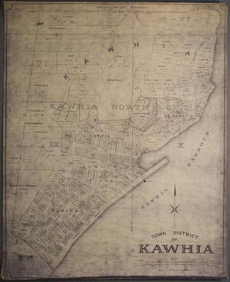 Kawhia Town District