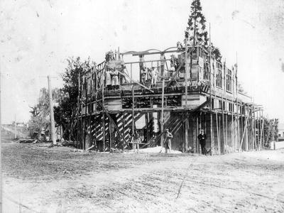Teasdale's Building