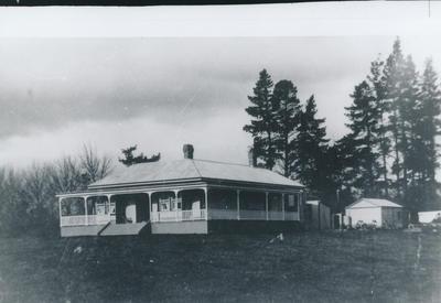 Dr Henderson's House