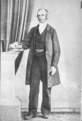 Rev John Morgan
