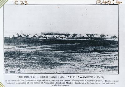 40th Regiment Camp