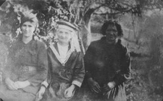 Isabella Temple, Mary Jane Temple and Friend