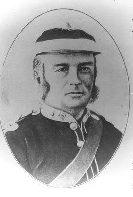 Captain William Jackson
