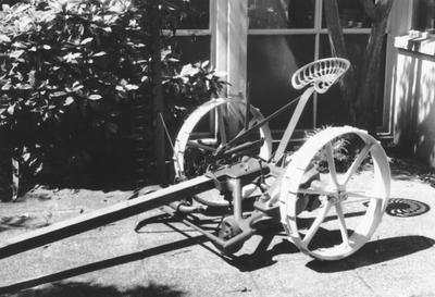 McCormack-Deering Farm Mower