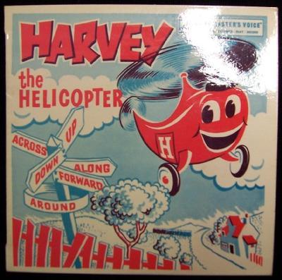Harvey the Helicopter