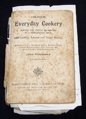 Colonial Everyday Cookery
