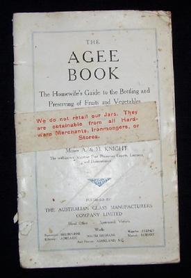 The Agee Book