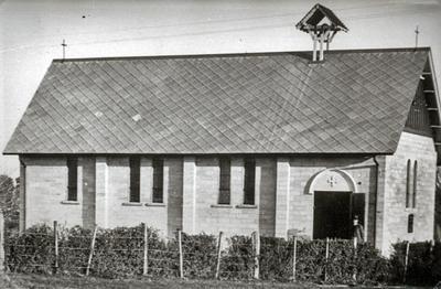 Christ Church, Ohaupo
