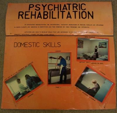 'Psychiatric Rehabilitation'