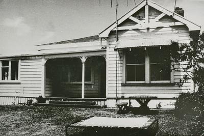 Frederick Gillett's House