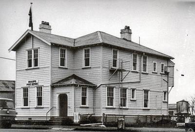 Ohaupo Post Office