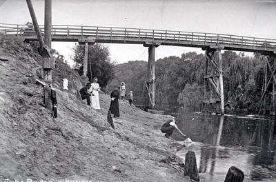 Pirongia Bridge