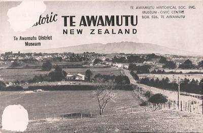 Historic Te Awamutu New Zealand